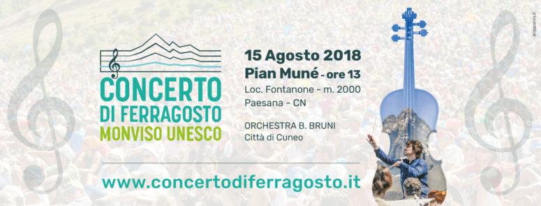 38° Concerto di Ferragosto Monviso Unesco